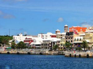 Гамильтон на Бермудах